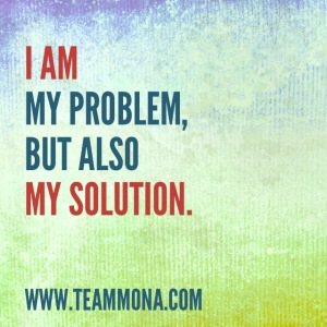 I am my solution
